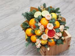 Adding Fruit In Floral Arrangements Making Fruit And Flower Bouquets