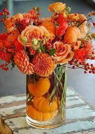 Thanksgiving Flower Decor DIY Floral Thanksgiving Arrangements