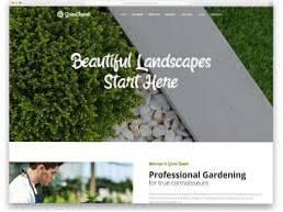 Gartenwebsite